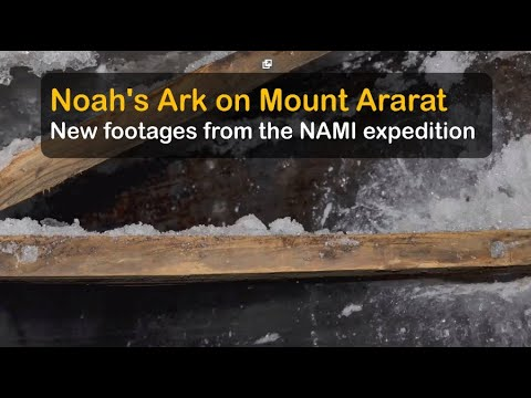 Noahs ark: New footages of the NAMI expedition in 2009