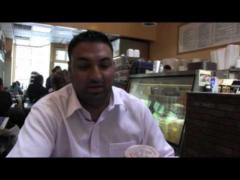 Shawarma King, Brookline, MA - Sameer