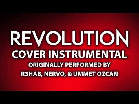 Revolution (Cover Instrumental) [In the Style of R3hab feat. NERVO & Ummet Ozcan]