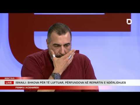 Debat Plus me Ermal Pandurin – Fisniku i Koshares - 24.04.2019
