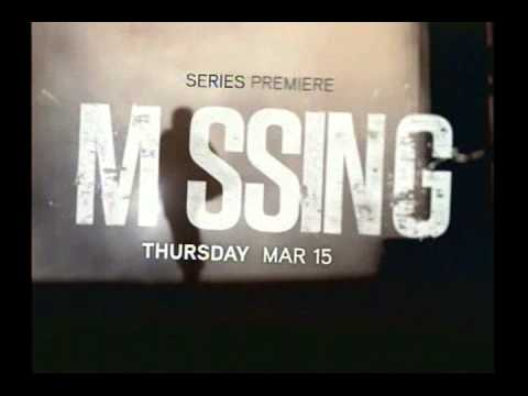 P for 2012 TV  'Missing' starring Ashley Judd