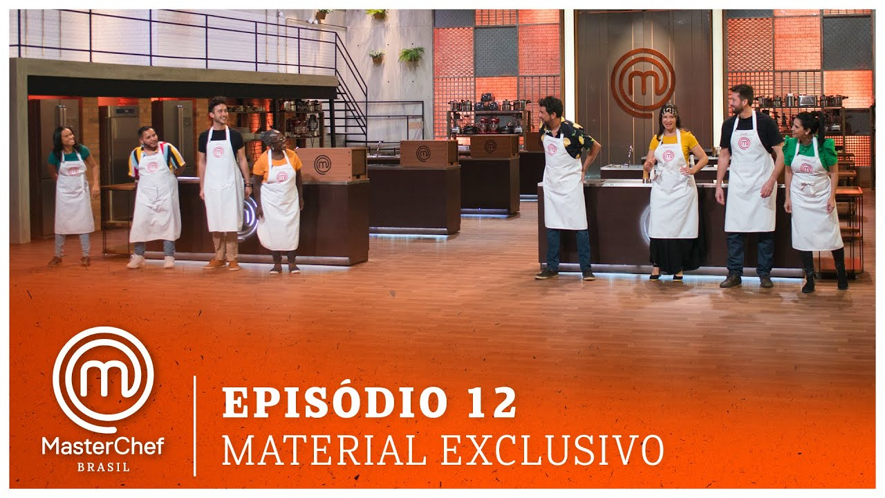 CONHEÇA OS PARTICIPANTES DA SEMANA | MASTERCHEF BRASIL | EP 12 | TEMP 07