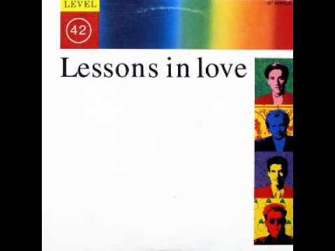 Level 42 - Lessons In Love (Chords) - Ultimate-Guitar.Com