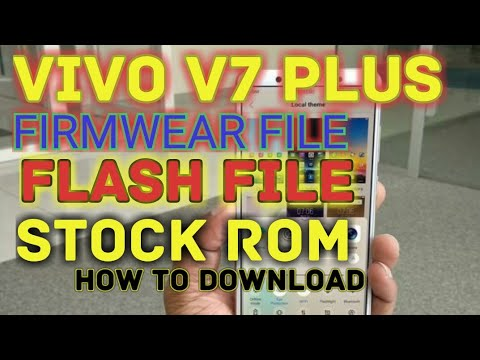 Vivo 1716 Flash File