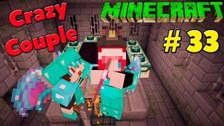 Minecraft มายคราฟ [Crazy Couple] #33 น้องยูคิพาฆ่ามังกรสุดโหด