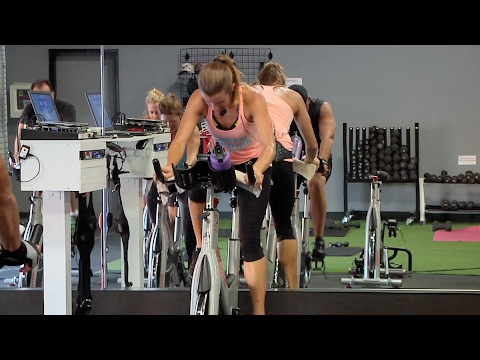 FREE 30 minute Online Spin® Class Video: Base Building Block