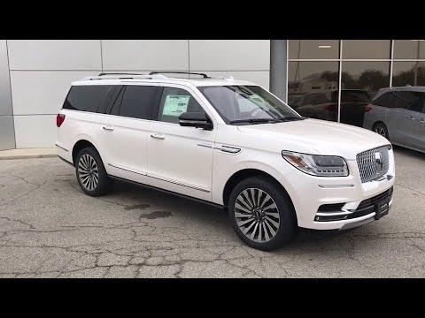 2019 Lincoln Navigator L Lancaster, Delaware, Columbus, Powell, Dublin, OH G191025