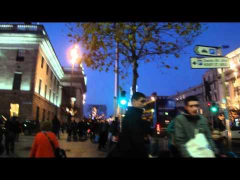 Dublin - O'Connell Street