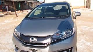 Огляд Honda Fit 2014 р кузов GK3 плюси і мінуси