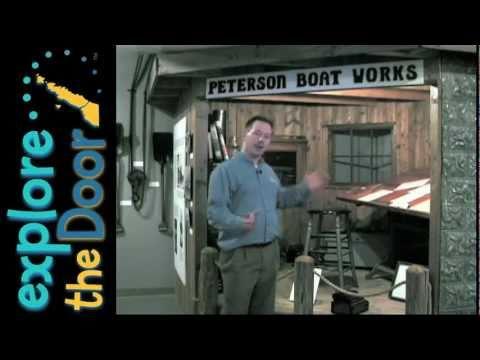 Door County Maritime Museum Tour