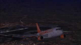 fsx real-ish flights lipe-lipz ITALY