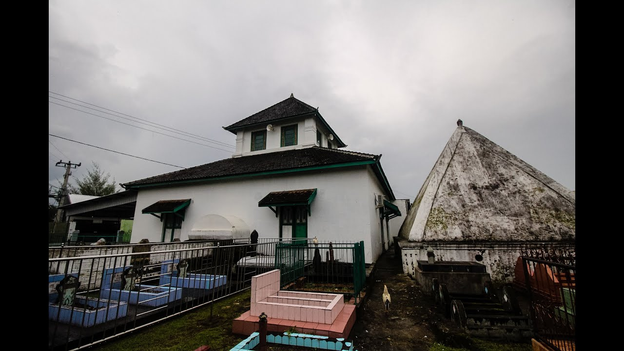 Masjid Tua Katangka Masjid Tertua Di Gowa Daenggassing Com