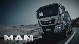 MAN TGX & TGS - More power, even lower consumption. The new, functionally designed MAN TG interior