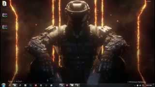 tutorial how to set live wallpaper in windows 7 black ops 3 live wallpaper 2015 hd
