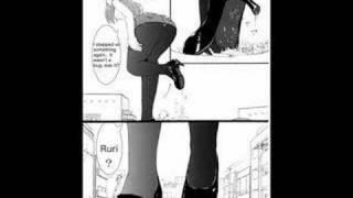 Giantess Manga