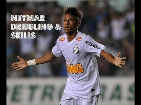 Download Neymar    Dribbling & Skills    Santos FC    HD