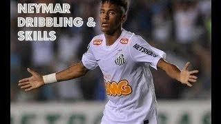 Neymar || dribbling & skills || santos fc || hd