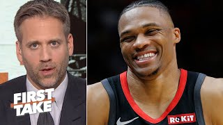 NBA players have more love for Russell Westbrook than Chris Paul – Max Kellerman | First Take