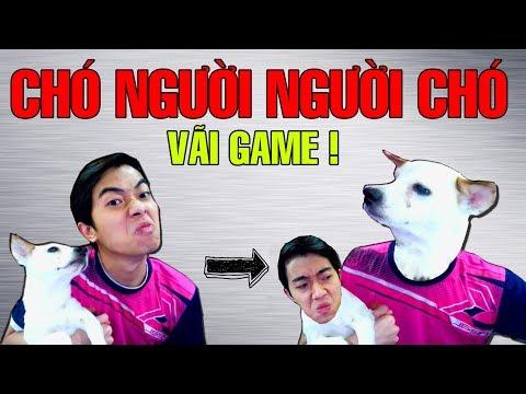 CHÓ NGƯỜI NGƯỜI CHÓ CrisDevilGamer   Game InuYasha