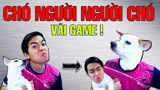 CHÓ NGƯỜI NGƯỜI CHÓ CrisDevilGamer | Game InuYasha