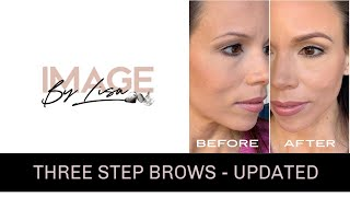 THREE STEP BROW