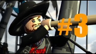 LEGO Pirates of the Caribbean #3 (walkthrough) Xbox one (curse of the black pearl)