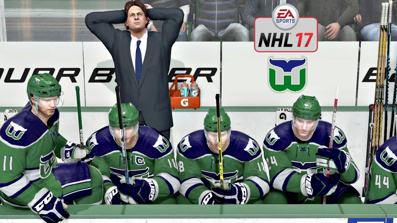 b65b0e28 ... NHL 17 Hartford Whalers (Florida Panthers) Relocation Franchise - EP15  ...
