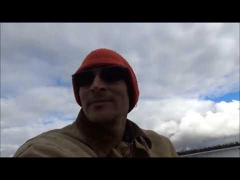 Fall Moose  Hunt Part 1 Moose Camp