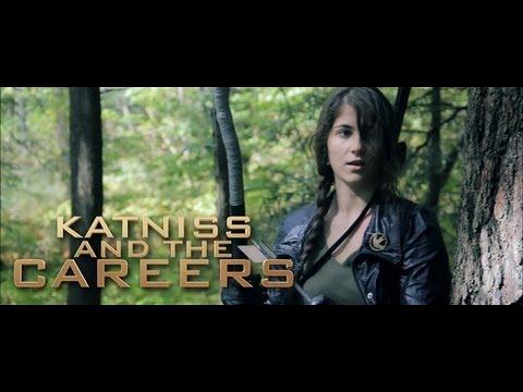 KATNISS & THE CAREERS - HUNGER GAMES SHORT FAN FILM