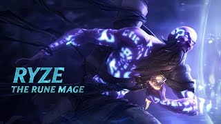 Ryze Champion Spotlight | Gameplay - League of Legends