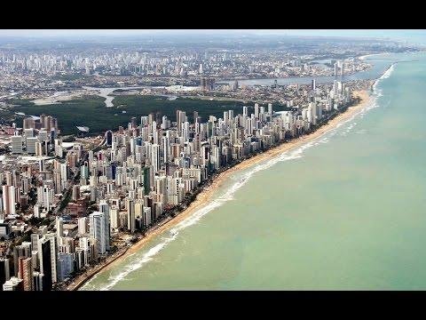 Recife-PE - A capital do Nordeste