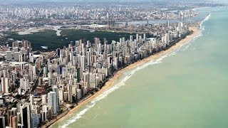 Recife-PE - A capital do Nordeste