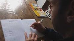 Ecriture du x pour les CE1 école de Castillon en Couserans