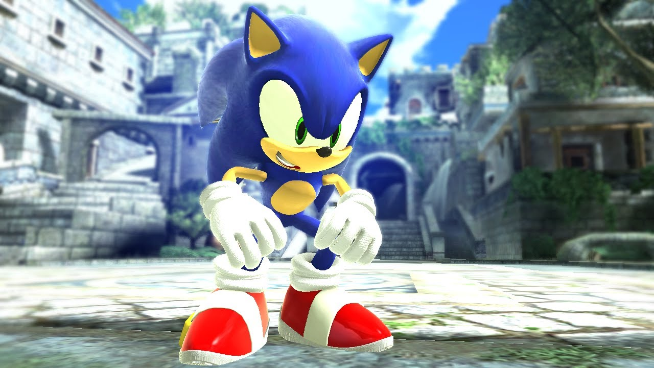 Sonic Unleashed and the Black Knight