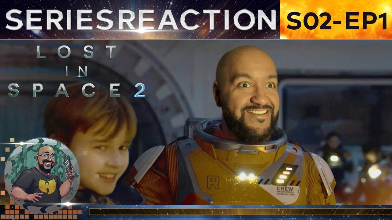 Download Lost In Space - Season 2 - Episode 1 REACTION 🤖🚀