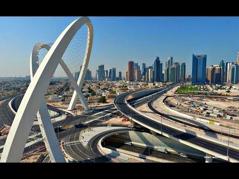 Катар строит целый город ради чемпионата мира по футболу