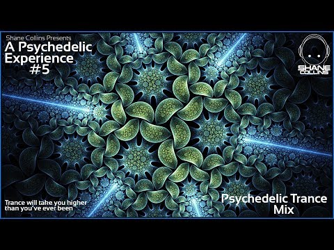 The Psychedelic Experience #5  [Psytrance Mix 2018]