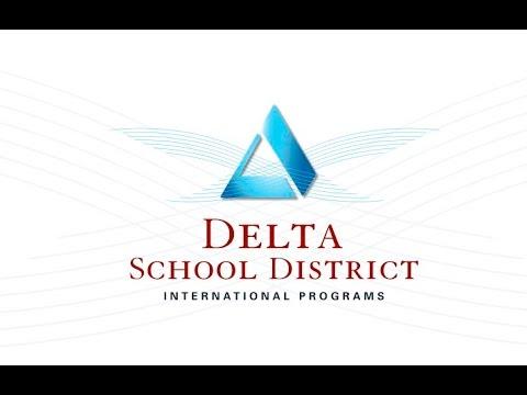 Delta School District - International Programs - CHINESE ORIENTATION (MANDARIN)