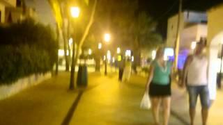 Cala d'or at night (Mallorca)