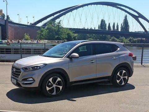 Hyundai Tucson Test 2015 Fahrbericht Neues Design Technik