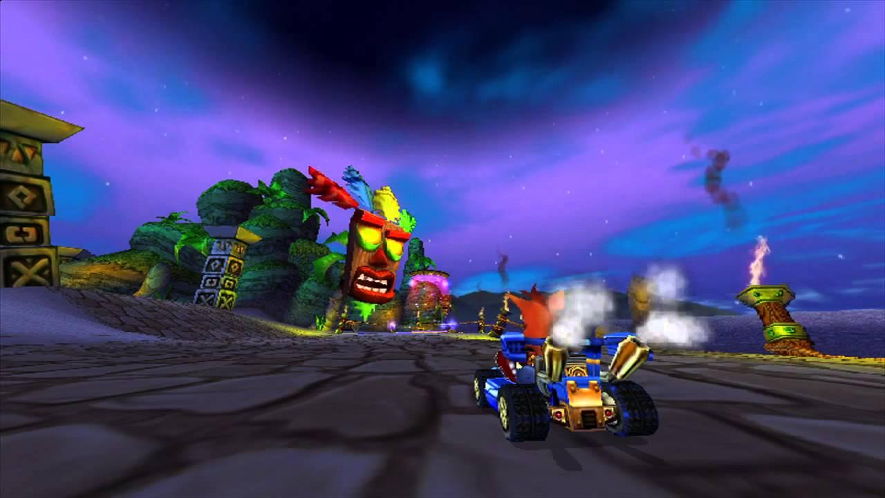 Crash Nitro Kart [Jtag/RGH][Xbox Classic] - Download Game