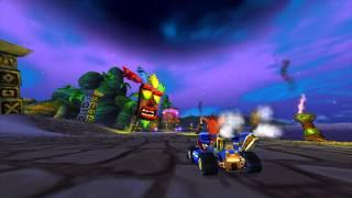 Crash Nitro Kart Gameplay  — Played on XBox 360 {60 FPS}