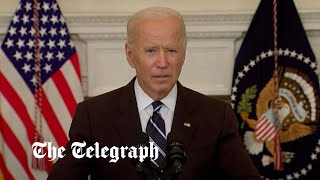 video: Get vaccinated or face the sack, Joe Biden tells millions of US workers