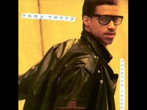 Tony Terry -Here With Me