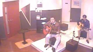 松山千春さんの『旅立ち』を歌いました。