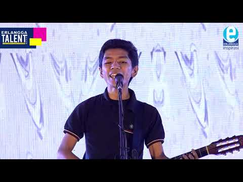 PAYUNG TEDUH - Menuju Senja   Live at Erlangga Talent Week 2018
