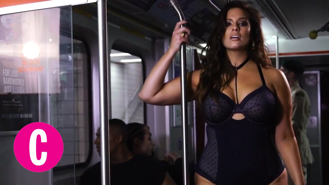 Download Ashley Graham Shows Off Her Provacative Lingerie Line | Cosmopolitan
