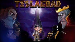 Teslagrad - Gameplay Español - Capítulo 01