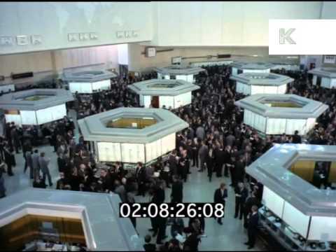 1971 London Stock Exchange