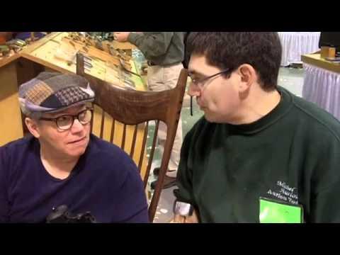 Michel Auriou and Charles Brock - all about Auriou handmade Rasps & Rifflers